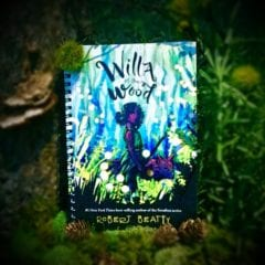 Night-Spirit Notebook